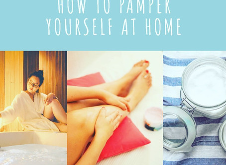 How to Pamper Your Skin
