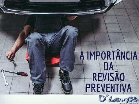 A Importância da Revisão Preventiva