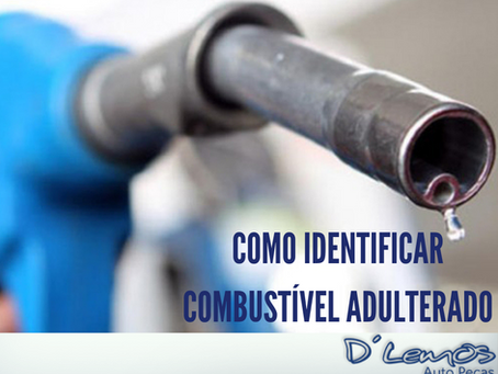 Como Identificar Combustível Adulterado