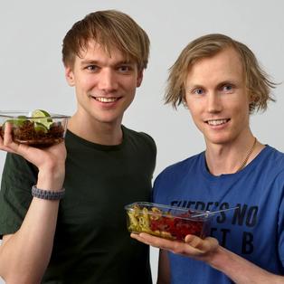 GENVÄGEN TILL KLIMATSMARTA MATVANOR (Intervju med Johannes från Enkla Kassen)