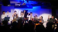 2015.12.23 aroma LIVE @天窓.comfort