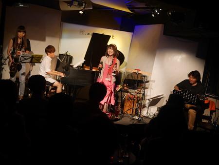 2015.8.2 しばあみバースデーアロマライブ @天窓.comfort