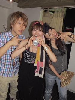 2013.9.8 ナツメロcafe Live @音実劇場