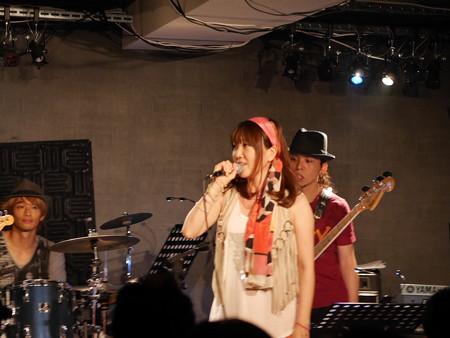 2014.8.30 三井真一バースデーLive @音実劇場