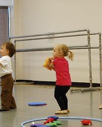 Preschool-Dance