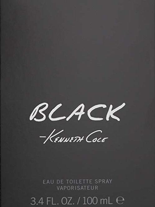 KENNETH COLE BLACK 3.4 OZ.