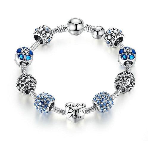 Bamoer Charm Bracelet