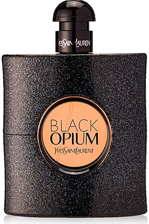 Yves Saint Laurent Eau De Parfum Spray for Women, Black Opium, 3 Ounce  by Yves
