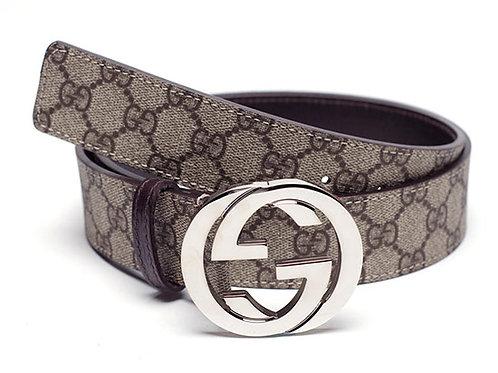 Samour Essentials Leather Belt for Women Belt Black Leather Belt Width 3.8 cm