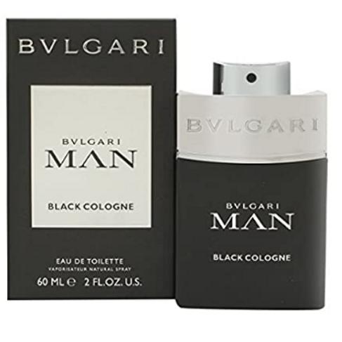 Bvlgari Man Black Cologne 3.4 oz Eau de Toilette Spray