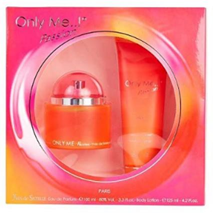 Only Me! Passion for Women Gift Set - 3.3 oz EDP Spray + 4.2 oz Body Lotion