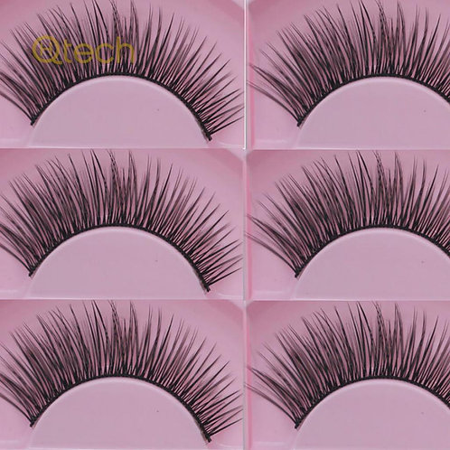 Lady Natural cross Fake eyelash
