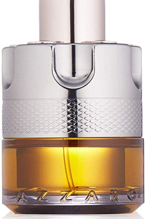Azzaro Wanted by Night Eau de Parfum for Men - Mens Cologne 3.4 OZ