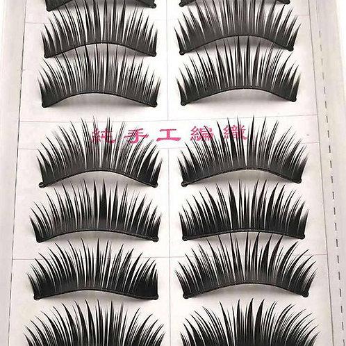 False eyelash 10 pairs