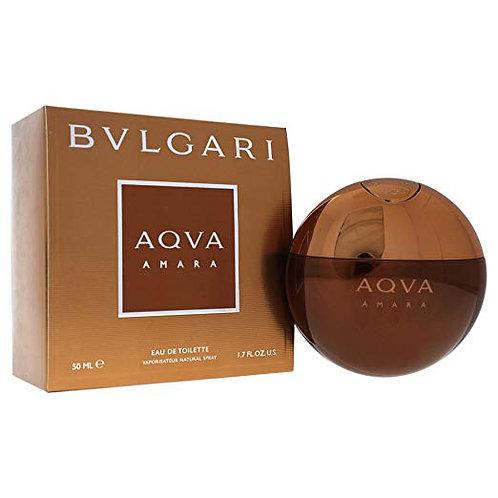 Bvlgari Aqua Amara by Bvlgari Eau De Toilette Spray 1.7 oz for Men