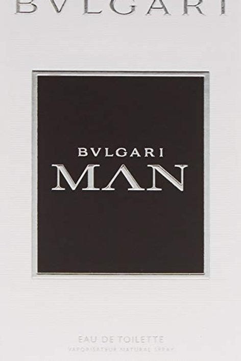 BVLGARI MAN 3.40Z