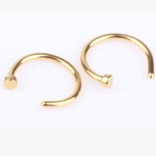 Body Rings and Piercing Set