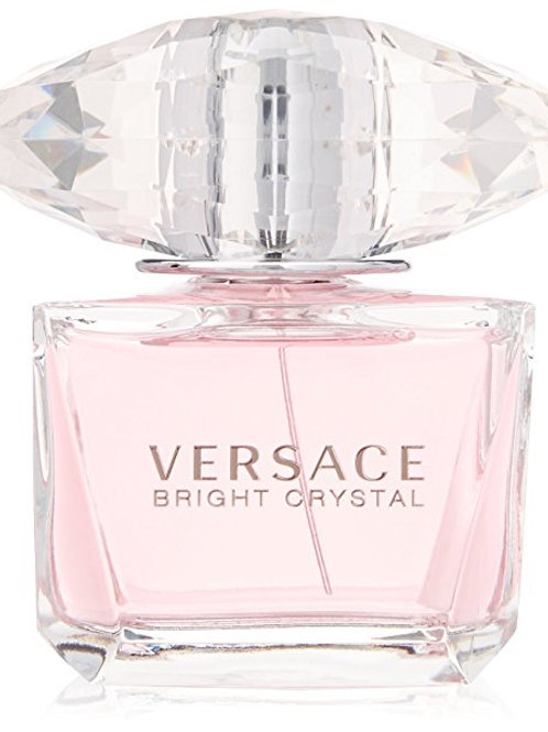 Versace Bright Crystal Eau de Toilette Spray for Women, 3 Fl. Oz  by Versace
