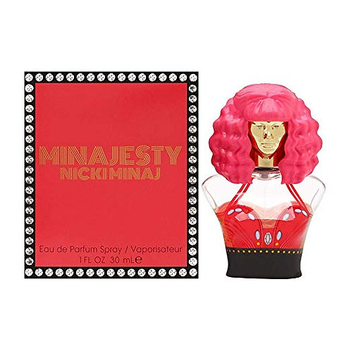 Nicki Minaj Minajesty Eau de Parfum Spray for Women 3.4 Ounce  by Nicki Minaj