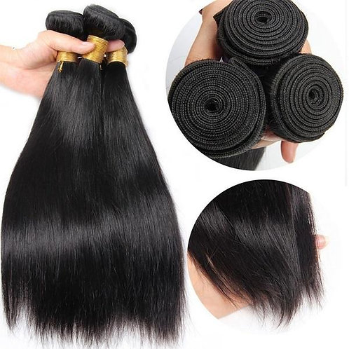 Body Brazilian Inch Weaving Human Black Hair Wave Hair Hair Bundle Natural Secre