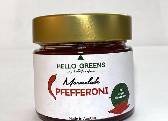Chili Pfefferoni Chutney 212 g