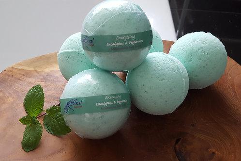 Bath Bomb - Eucalyptus & Peppermint