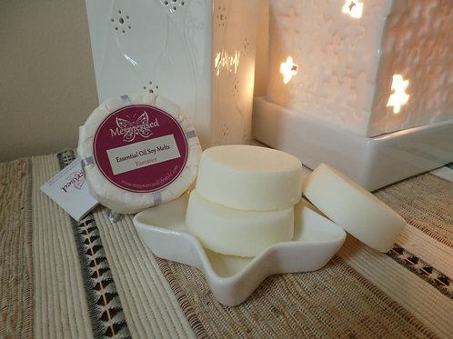 Essential Oil Soy Melts Romance