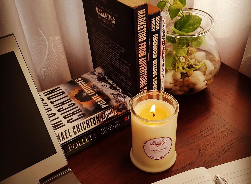 Mesmerised Soy Candle