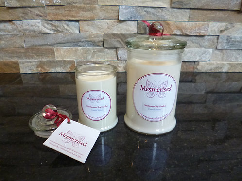 Soy Candle 70hrs Coastal Waters