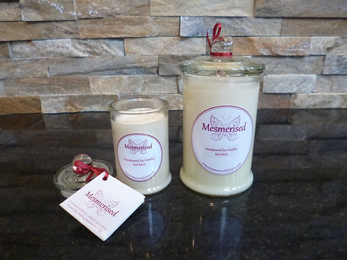 SOY CANDLE 70HRS - RED VELVET