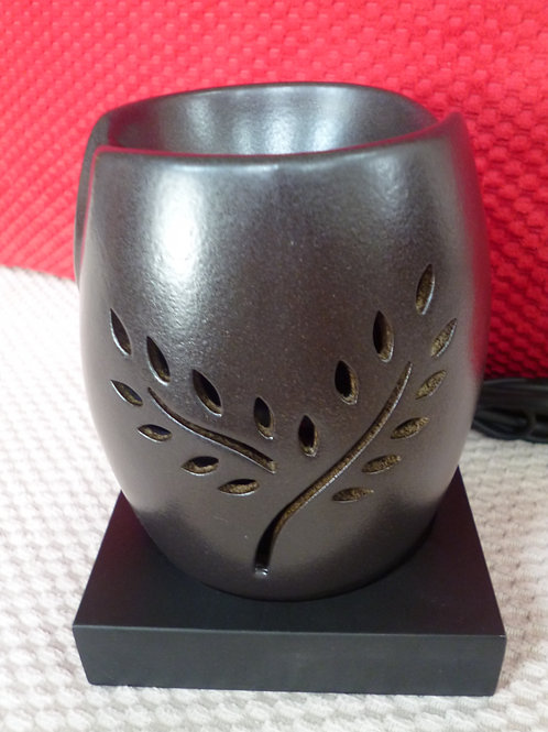 Electric OIl Burner Tulip Black Medium