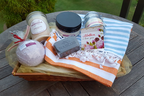 "Mother's Day ""Pamper Her"" Gift Pack D"