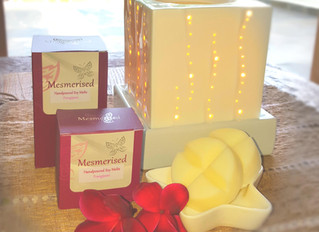 Soy Melts - 3 new interesting scents