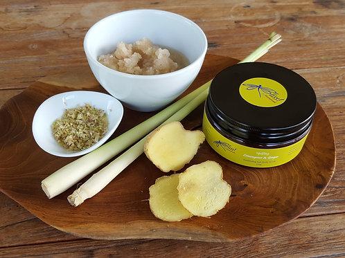 Bliss! Salt Scrub - Lemongrass & Ginger