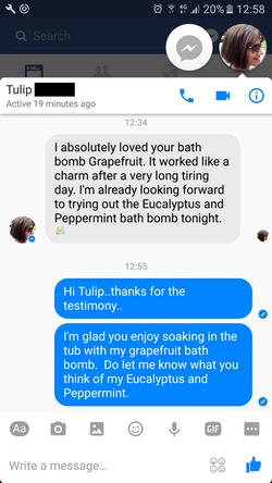 Testimonial Tulip