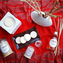 Mesmerised Home Fragrance range
