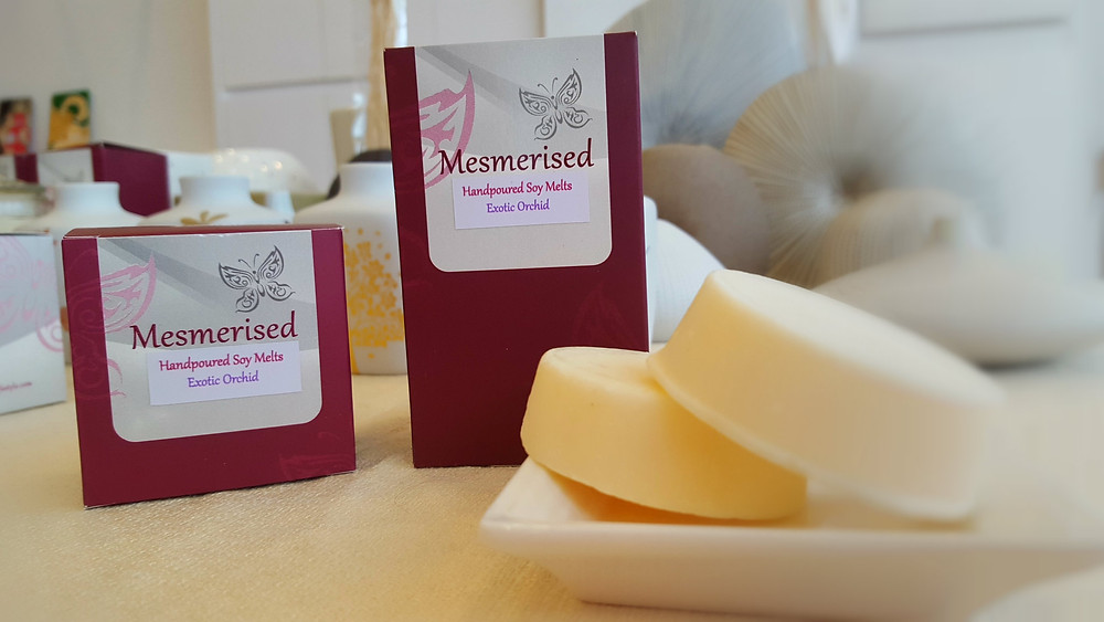 Soy Melts Exotic Orchid