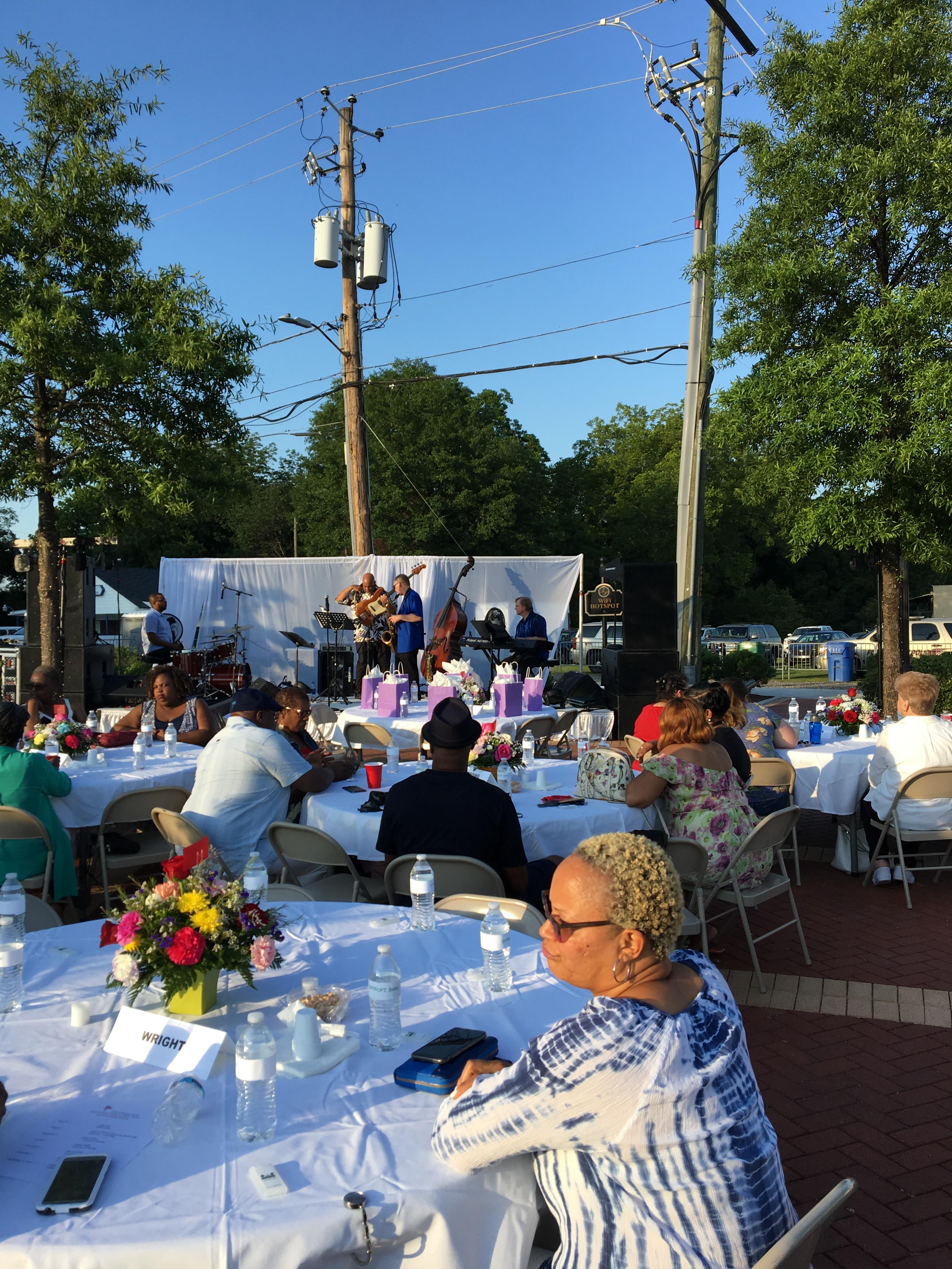2017 Main Street Jazz Festival