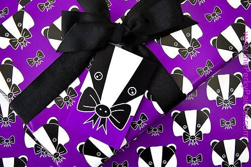 BowBadger Gift Wrap Pack