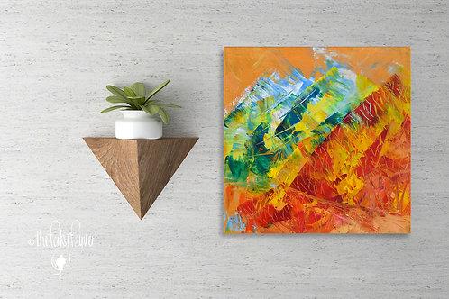 'Explore' Original Painting