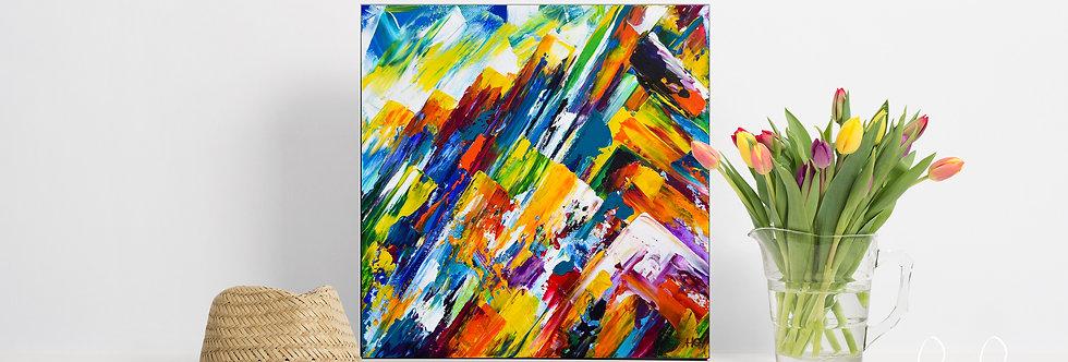 'Escape' Original Painting