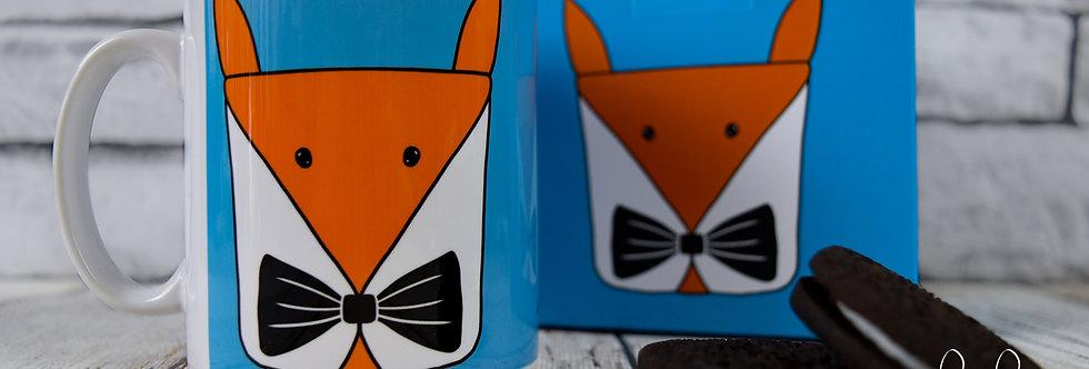 Foxy Present Mug