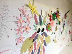 Family Art Workshop The Tetley Wall