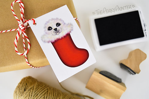 Stocking Filler Gift Tag Pack
