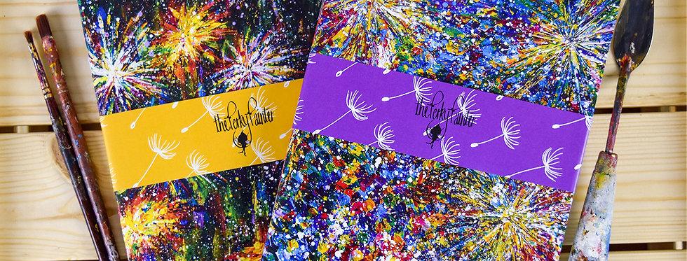 Dandelion Collection Notebook Set