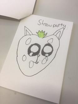 Fruinimal Art Workshop for Kids The Perky Painter at The Tetley After School Club Art Smart Supersta