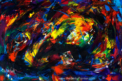 The Perky Painter - CANP -  Whirlwind