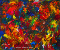 The Perky Painter - CANP - New Shores