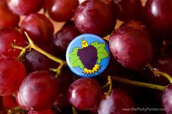 www.thePerkyPainter.com Fruinimal grape a too
