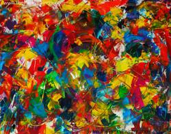 The Perky Painter - CANP - Joy